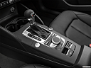 2020 Audi A3 Premium 40 TFSI, gear shifter/center console.