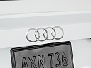 2020 Audi A3 Premium 40 TFSI, rear manufacture badge/emblem