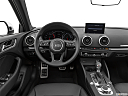 2020 Audi A3 Premium 40 TFSI, steering wheel/center console.