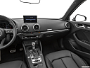 2020 Audi A3 Premium 40 TFSI, center console/passenger side.