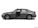 2020 Audi A4 Premium 40 TFSI, driver's side profile with drivers side door open.