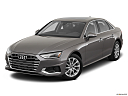 2020 Audi A4 Premium 40 TFSI, front angle view.