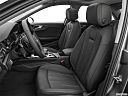 2020 Audi A4 Premium 40 TFSI, front seats from drivers side.