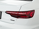 2020 Audi A4 Premium Plus 45 TFSI, passenger side taillight.