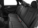 2020 Audi A4 Premium Plus 45 TFSI, rear seats from drivers side.