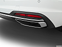 2020 Audi A4 Premium Plus 45 TFSI, chrome tip exhaust pipe.
