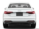 2020 Audi A4 Premium Plus 45 TFSI, low/wide rear.