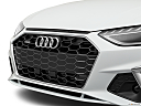 2020 Audi A4 Premium Plus 45 TFSI, close up of grill.