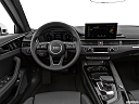 2020 Audi A4 Premium Plus 45 TFSI, steering wheel/center console.