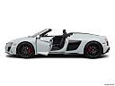 2020 Audi R8 Spyder V10, driver's side profile with drivers side door open.