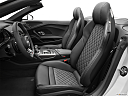 2020 Audi R8 Spyder V10, front seats from drivers side.