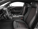 2020 Audi R8 V10 performance, front seats from drivers side.