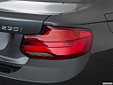 2020 BMW 2-series 230i, passenger side taillight.