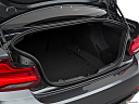 2020 BMW 2-series 230i, trunk open.