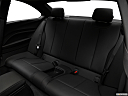2020 BMW 2-series 230i, rear seats from drivers side.