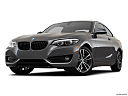 2020 BMW 2-series 230i, front angle view, low wide perspective.