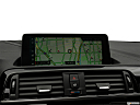 2020 BMW 2-series 230i, driver position view of navigation system.