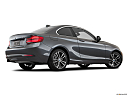2020 BMW 2-series 230i, low/wide rear 5/8.