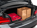 2020 BMW 2-series 230i, trunk props.