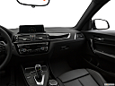 2020 BMW 2-series 230i, center console/passenger side.