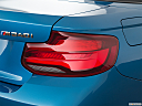 2020 BMW 2-series M240i, passenger side taillight.