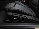 2020 BMW 2-series M240i, seat adjustment controllers.