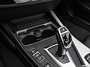 2020 BMW 2-series M240i, cup holders.