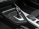 2020 BMW 2-series M240i, gear shifter/center console.