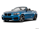 2020 BMW 2-series M240i, front angle medium view.