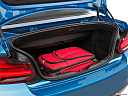 2020 BMW 2-series M240i, trunk props.