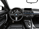2020 BMW 2-series M240i, steering wheel/center console.