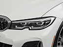 2020 BMW 3-series M340i, drivers side headlight.