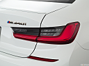 2020 BMW 3-series M340i, passenger side taillight.