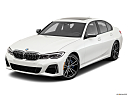 2020 BMW 3-series M340i, front angle view.
