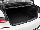 2020 BMW 3-series M340i, trunk open.