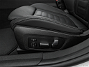 2020 BMW 3-series M340i, seat adjustment controllers.