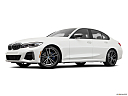 2020 BMW 3-series M340i, low/wide front 5/8.