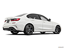 2020 BMW 3-series M340i, low/wide rear 5/8.