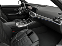2020 BMW 3-series M340i, auxiliary jack props.