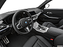 2020 BMW 3-series M340i, interior hero (driver's side).