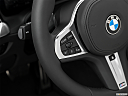 2020 BMW 3-series M340i, steering wheel controls (left side)