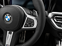 2020 BMW 3-series M340i, steering wheel controls (right side)