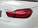 2020 BMW 4-series 440i Convertible, passenger side taillight.