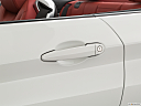 2020 BMW 4-series 440i Convertible, drivers side door handle.