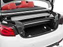 2020 BMW 4-series 440i Convertible, trunk open.