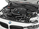 2020 BMW 4-series 440i Convertible, engine.