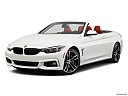 2020 BMW 4-series 440i Convertible, front angle medium view.