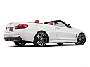 2020 BMW 4-series 440i Convertible, low/wide rear 5/8.