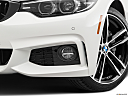 2020 BMW 4-series 440i Convertible, driver's side fog lamp.