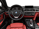 2020 BMW 4-series 440i Convertible, steering wheel/center console.